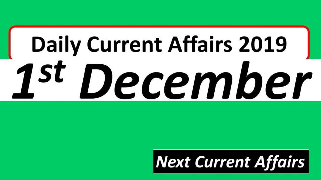 01 December 2019