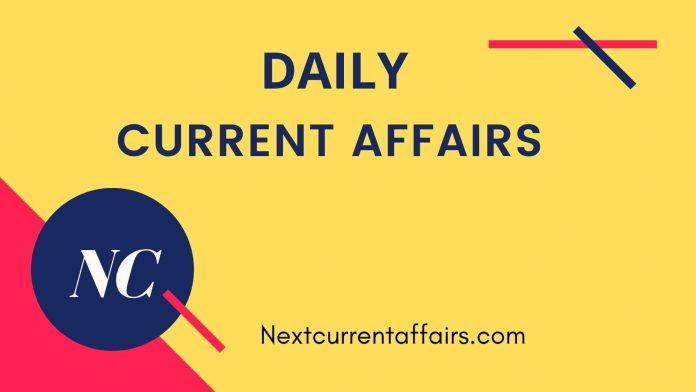 Daily Current Affairs 02 May 2020