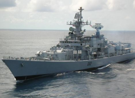 Indian Navy launches operation Vanilla to provide disaster relief at Madagascar