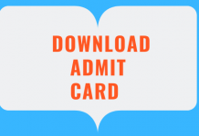 SSC CGL Tier I Admit Card