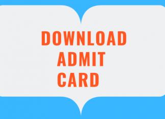 WBPSC Ward Master Gr III Admit Card 2020